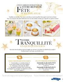 Catalogue Carrefour Market en cours, Un Réveillon incomparable, Page 3