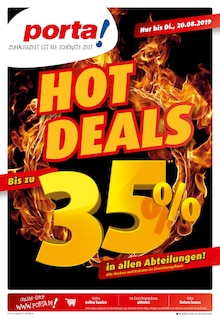 porta Möbel, HOT DEALS für Berlin