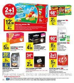 Catalogue Carrefour Market en cours, Maintenant et moins cher !, Page 20
