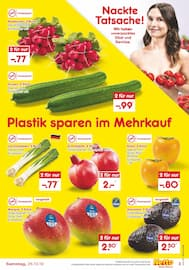 Aktueller Netto Marken-Discount Prospekt, Nackte Tatsache: Wir haben unverpacktes Obst und Gemüse., Seite 5
