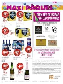 Catalogue Casino Supermarchés en cours, Maxi Pâques, Page 20