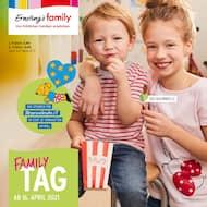 Aktueller Ernsting's family Prospekt, FAMILY TAG, Seite 1