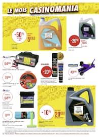 Catalogue Géant Casino en cours, Le mois Casinomania, Page 90