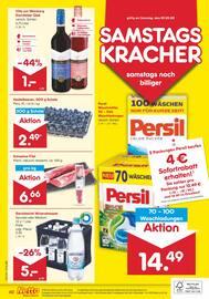 Aktueller Netto Marken-Discount Prospekt, SUPER WOCHENENDE, Seite 13