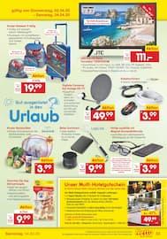Aktueller Netto Marken-Discount Prospekt, GARANTIERT NIRGENDWO GÜNSTIGER, Seite 27