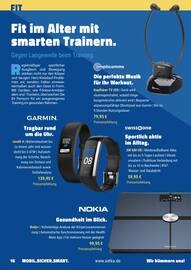 Aktueller aetka Prospekt, Mobil. Sicher. Smart. Das generationenübergreifende Technikmagazin., Seite 16