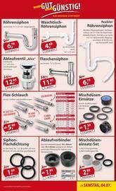 Aktueller Sonderpreis Baumarkt Prospekt, ...da wo die Schraube wohnt! , Seite 13