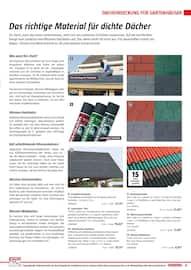 Aktueller BAUHAUS Prospekt, Gartenhäuser/Carports, Seite 41