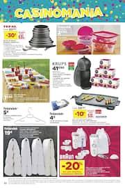 Catalogue Casino Supermarchés en cours, 6 semaines de fête et de promos !, Page 22