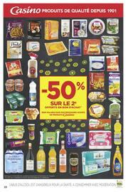 Catalogue Casino Supermarchés en cours, L'évènement promo de l'année - Épisode 3, Page 25