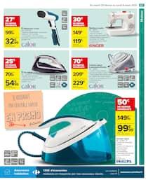 Catalogue Carrefour en cours, Carte blanche à vos envies, Page 67