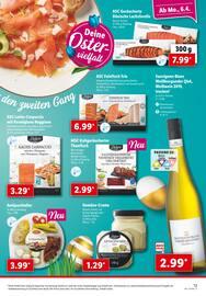 Aktueller Lidl Prospekt, Beste Qualität zu Ostern!, Seite 13