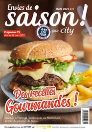 Catalogue Carrefour City en cours, Des recettes gourmandes !, Page 1