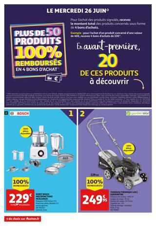 Catalogue Auchan en cours, Les soldes qui changent la vie !, Page 2