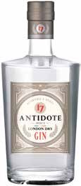 Gin von Antidote im aktuellen NETTO mit dem Scottie Prospekt für 9.99€