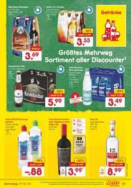 Aktueller Netto Marken-Discount Prospekt, DU WILLST SUPERBOWL ANGEBOTE FÜR KLEINES GELD? DANN GEH DOCH ZU NETTO!, Seite 21