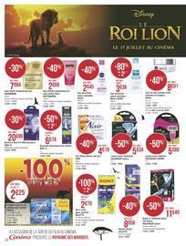 Catalogue Géant Casino en cours, L'évènement promo de l'année, Page 14