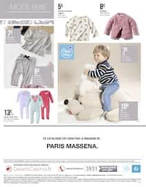 Catalogue Géant Casino en cours, Les belles inspirations mode, Page 11