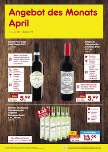 Netto Marken-Discount - Wein des Monats