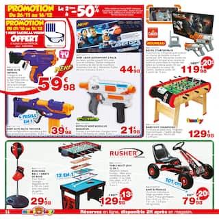 Catalogue Maxitoys en cours, Maxitoys Bien plus que du jouet !, Page 16