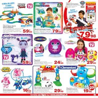 Catalogue Maxitoys en cours, Maxitoys Bien plus que du jouet !, Page 5