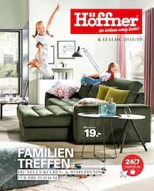 Höffner, Die neuen Küchen und Wohntrends für Ihr Zuhause für Nürnberg