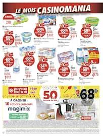 Catalogue Géant Casino en cours, Le mois Casinomania, Page 42