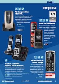 Aktueller aetka Prospekt, Mobil. Sicher. Smart. Das generationenübergreifende Technikmagazin., Seite 7