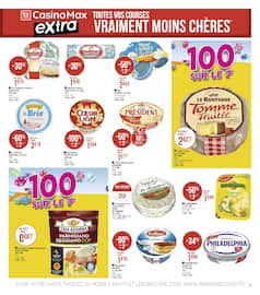 Catalogue Géant Casino en cours, Maxi Pâques, Page 13
