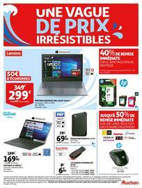 Catalogue Auchan en cours, Une vague de prix irrésistibles !, Page 46