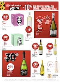 Catalogue Casino Supermarchés en cours, Priorité aux promos, Page 37