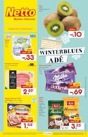 Netto Marken-Discount, WINTERBLUES ADÉ für Bochum