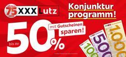 Aktueller XXXLutz Möbelhäuser Prospekt, Konjunkturprogramm!, Seite 1