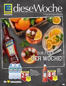 EDEKA, ZUR FEIER DER WOCHE! für Forchheim