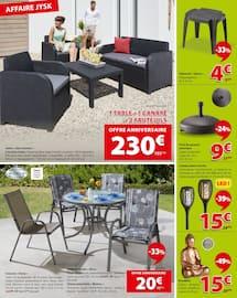 Catalogue Jysk en cours, C'est le mois anniversaire !, Page 8