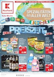 Kaufland, Die neue Preiszeit ist da! für Karlsruhe