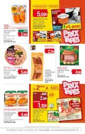 Catalogue Supermarchés Match en cours, Prix tapés, Page 17