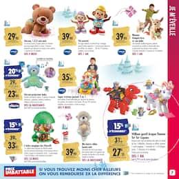 Catalogue Carrefour en cours, Objectif Noël, Page 7
