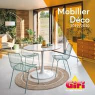Catalogue Gifi en cours, Mobilier Déco 2019/2020, Page 1