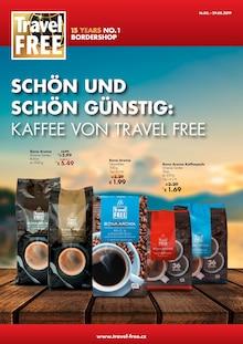 Travel FREE, SCHÖN UND SCHÖN GÜNSTIG: KAFFEE VON TRAVEL FREE für Falkenstein (Vogtland)