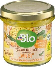 """Veganer Aufstrich """"Wie Ei"""" Angebot: Im aktuellen Prospekt bei dm-drogerie markt in Augsburg"""