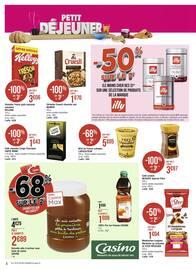 Catalogue Géant Casino en cours, Votre mois Casinomania, Page 4