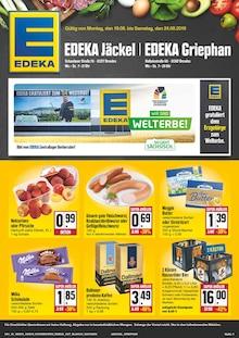 EDEKA, WIR LIEBEN LEBENSMITTEL! für Dresden