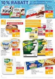 Aktueller Kaufland Prospekt, Essen ist entdecken, Seite 22