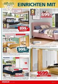 Aktueller Segmüller Prospekt, Segmüller - Sicherheit beim Möbelkauf, Seite 6
