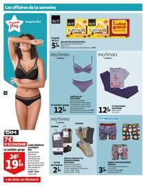 Catalogue Auchan en cours, L'escalope de veau à la crème responsable de Pierre., Page 38