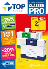 Catalogue Top Office en cours, Classer pro, Page 1