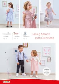 Aktueller BabyOne Prospekt, Lasst uns feiern! Tolle Auswahl an festlicher Kleidung, Seite 2
