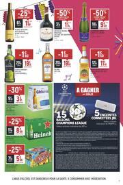 Catalogue Spar en cours, L'anniversaire c'est Sparti !, Page 7