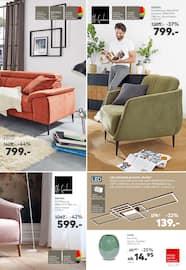 Aktueller porta Möbel Prospekt, Die exklusive Marke OLE GUNDERSON, Seite 9
